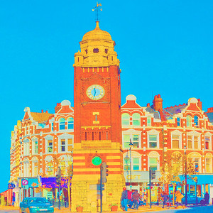 Crouch End~10240-3sq.