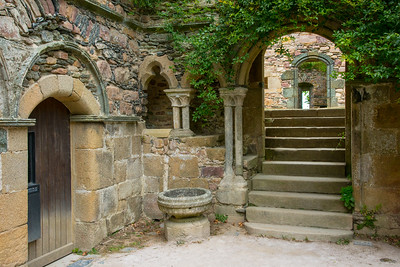 Abbaye de Beauport,Brittany~9985--2.