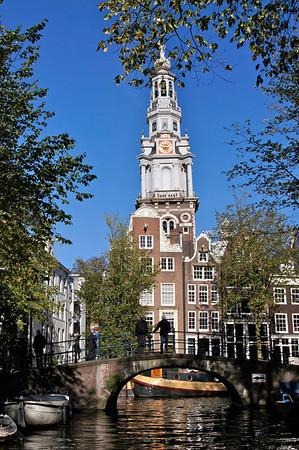 Amsterdam besloten deel