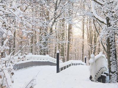 Seizoen sneeuw en of ijs besloten deel