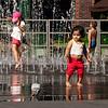 Amstelveen, Holland, Netherlands, Stadsplein, fontein, zomer, plezier, water,  jul 13, 2013, fav dia, wp,