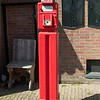 Part of the old system to report a fire. This little old village (the year 1036) is called Sloten and is since 1921 part of Amsterdam.