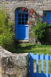Breton door