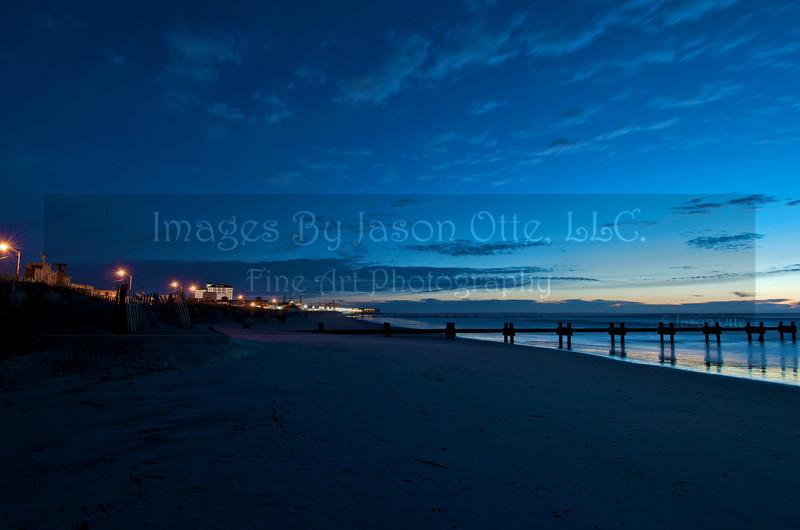 Boardwald at Daybreak
