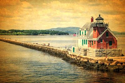 Rockport Light, Maine
