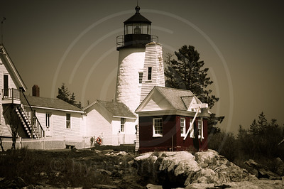 Pemaquid Point Lighthouse, Pemaquid ME