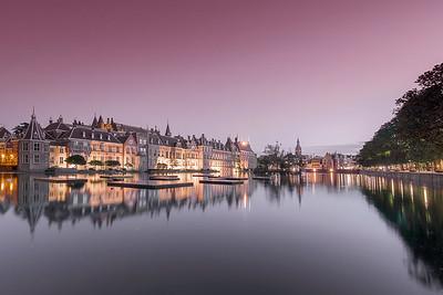 The Hague, Hofvijver (2)