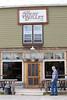 Stray Bullet Cafe in Orvando, MT