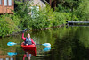 Galen Kayaking