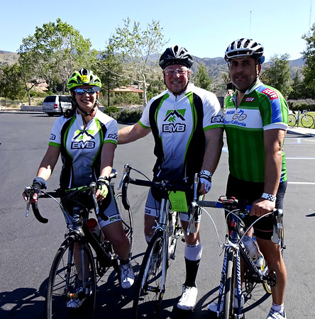 Plain Wrap Charity Cycle Ride, Redlands CA April 21, 2018