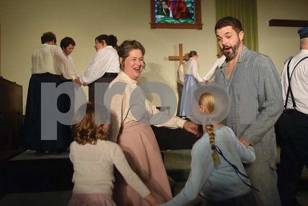 """""""Auto Dilemma"""" Prairie Town Theater 2016 Musical"""