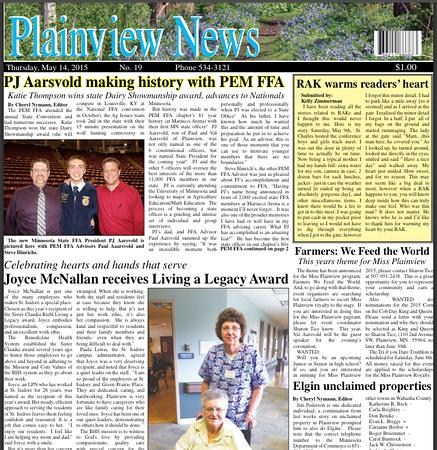 The Plainview News