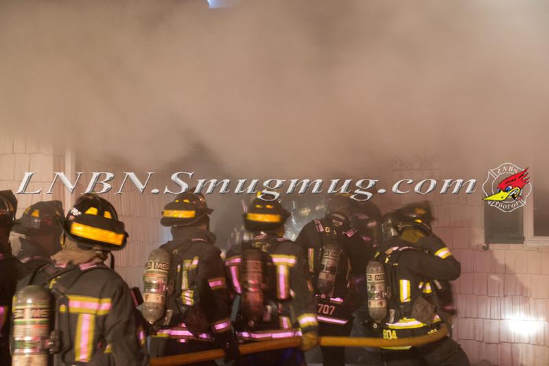 Plainview F D  House Fire 22 Brook Path 3-20-12-6