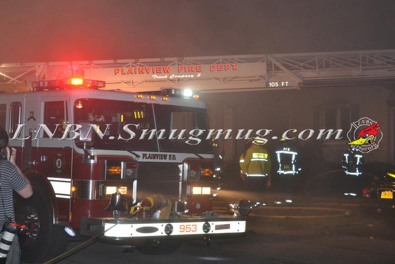 Plainview F D  House Fire 22 Brook Path 3-20-12-20