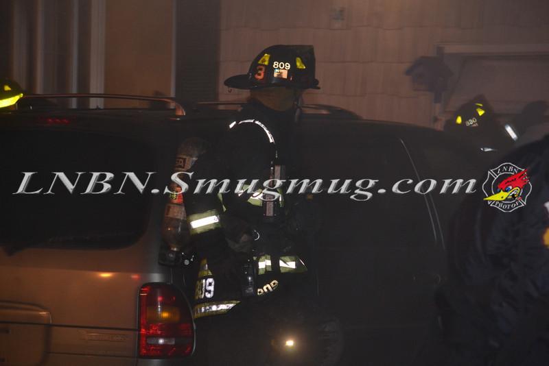 Plainview F D  House Fire 22 Brook Path 3-20-12-11