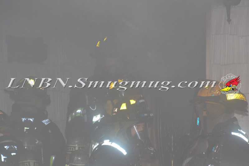 Plainview F D  House Fire 22 Brook Path 3-20-12-7