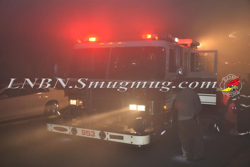Plainview F D  House Fire 22 Brook Path 3-20-12-19