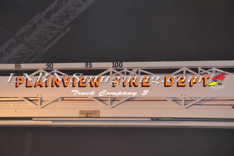 Plainview F D  House Fire 22 Brook Path 3-20-12-17