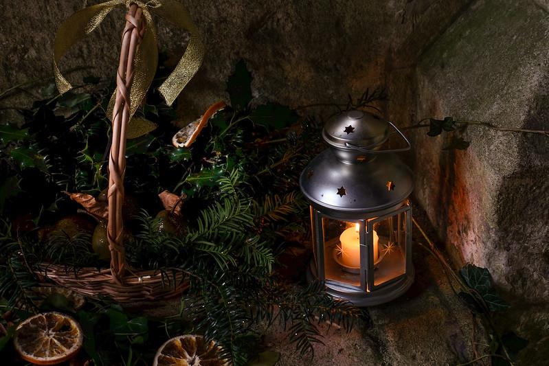 Christmas Weding decoration