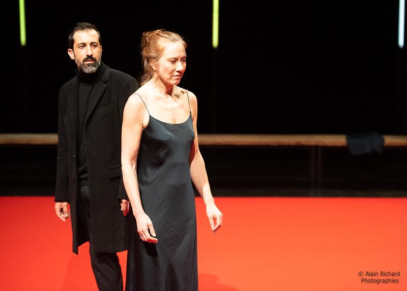 Valérie Dréville, Anthony Paliotti