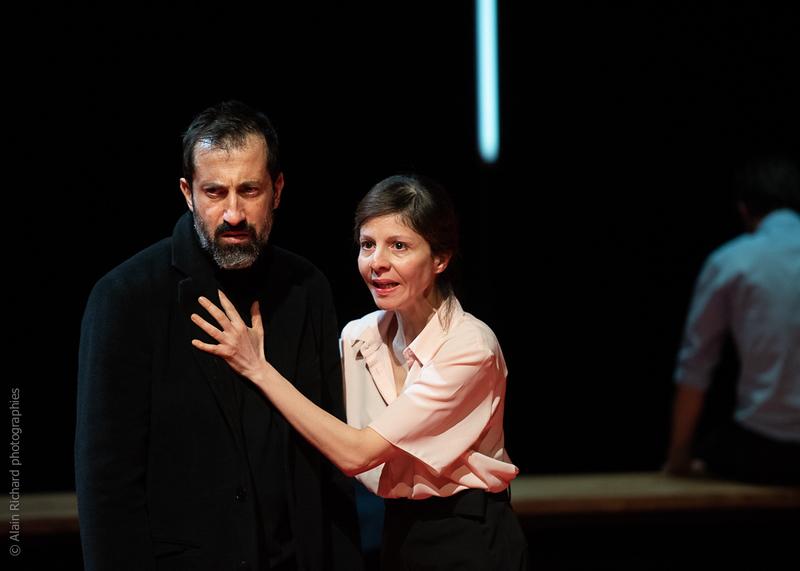 Anthony Paliotti, Sabrina Kouroughli, Stéphane Brel