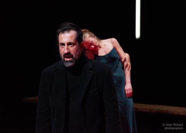 Anthony Paliotti, Valérie Dréville
