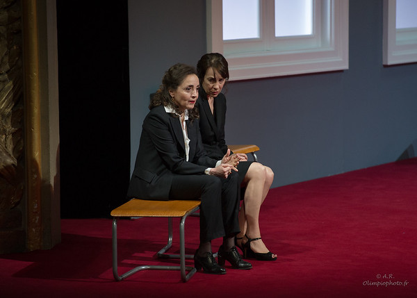 Dominique Blanc, Clotilde De Bayser