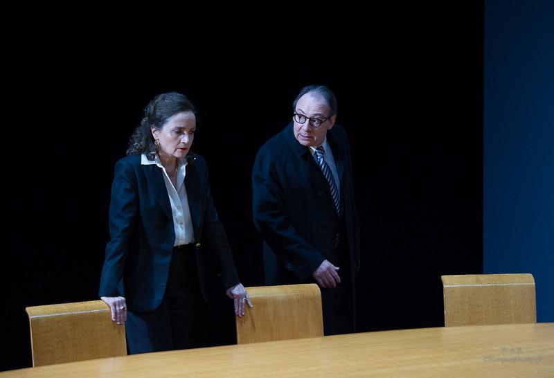 Dominique Blanc, Hervé Pierre