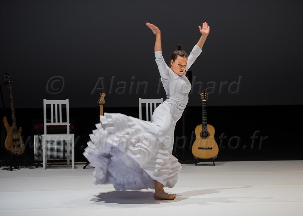 Rocio Molina, Caida del Cielo, création, nov. 2016