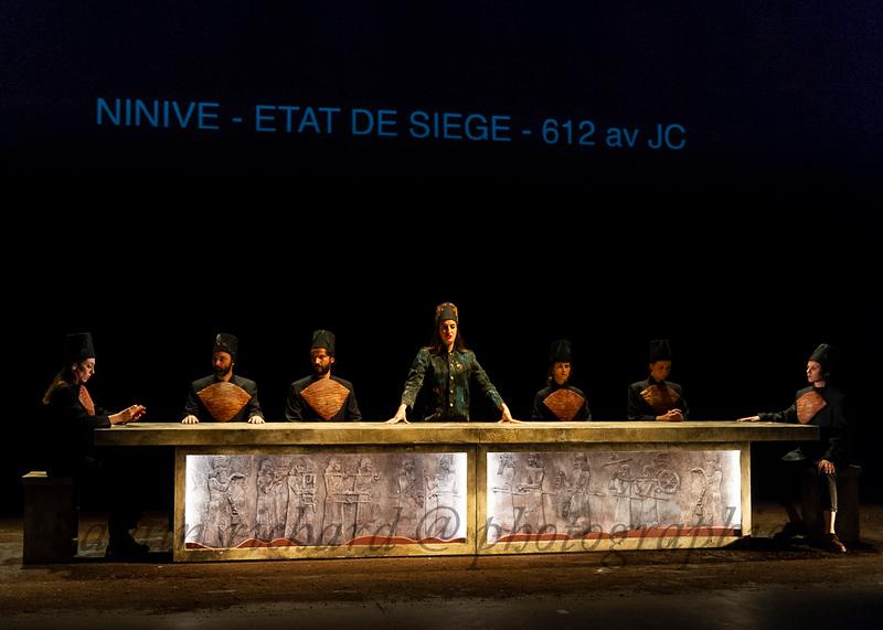 Camille Durand-Tovar, Guillaume Compiano, Aurélien Rondeau, Estelle Meyer, Elsa Granat , Joséphine Serre,  Édith Proust