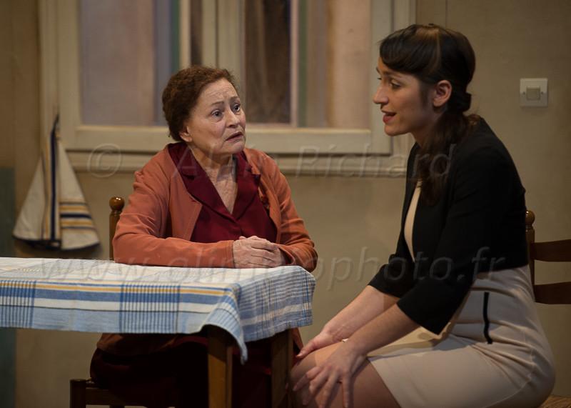 Catherine Arditi, Sonia Palau