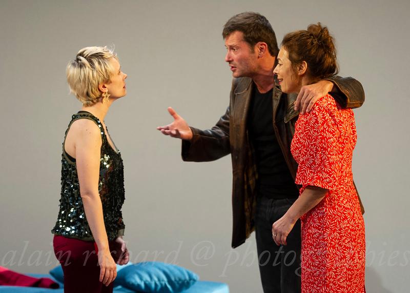 Marion Malenfant, Aymeric Lecerf, Florence Muller