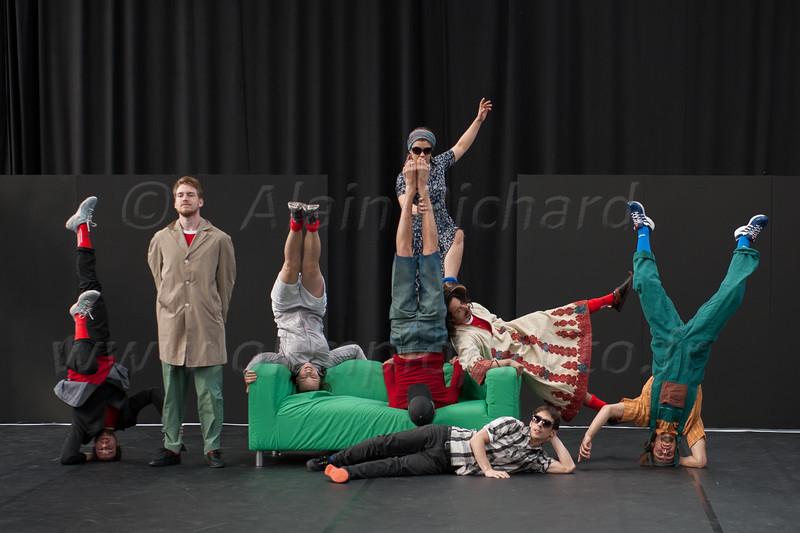 Matéo Thiollier-Serrano, Per Julian Saether, Milena Erez, Mélodie Morin, Léo Manipoud, Francisco Rosa,  Aloïs Riché