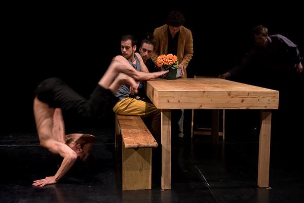 Léo Manipoud, Matéo Thiollier Serrano, Aloïs Riché,  Ambroise Donnier, Per Julian Saether