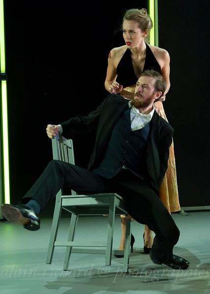 Yannik Landrein, Pauline Huruguen