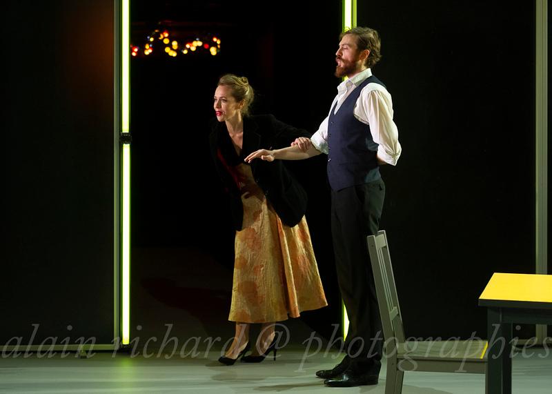 Pauline Huruguen, Yannik Landrein
