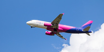 Airbus A320-232 (HA-LWP)