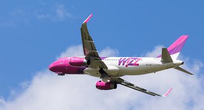Airbus A320-232 (HA-LYI)