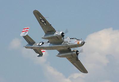 Angeles Forest B-25 Crash Site