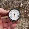 Vacuum Gauge found near the site. I don't think this is part of the helicopter itself but rather from some medical supplies on-board.