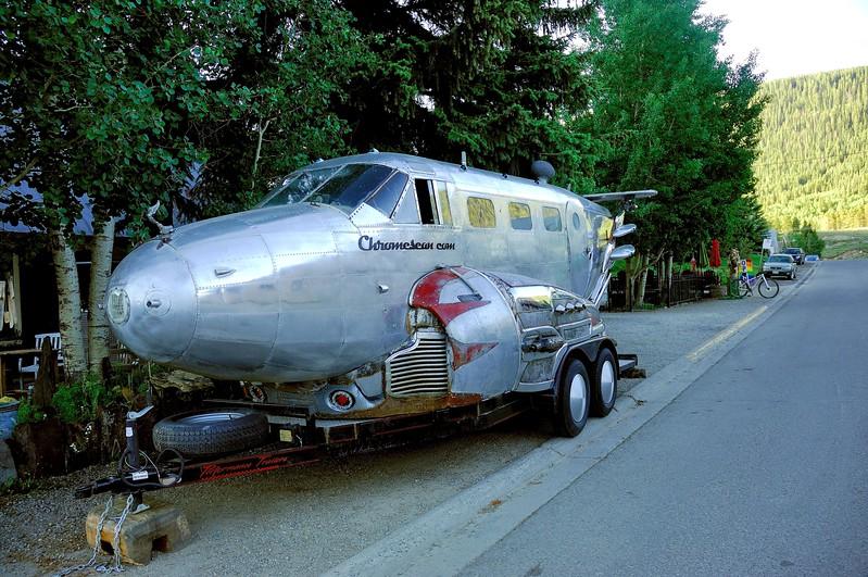Comme un avion sans ailes
