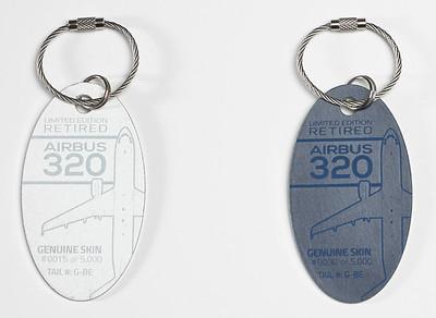 Airbus 320 G-BE