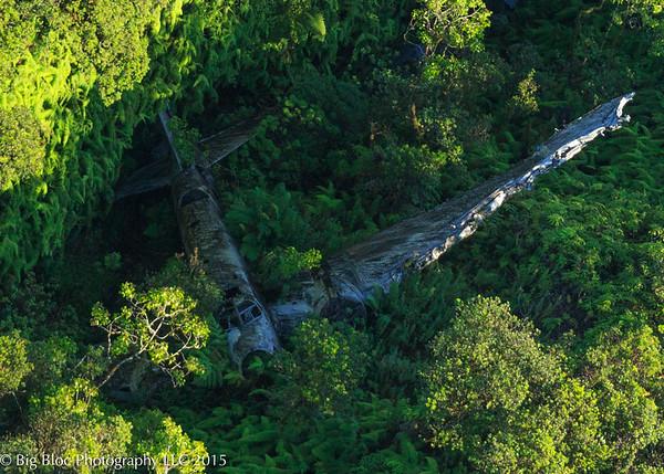 Paradise Lost: Big Island's Douglas B-18