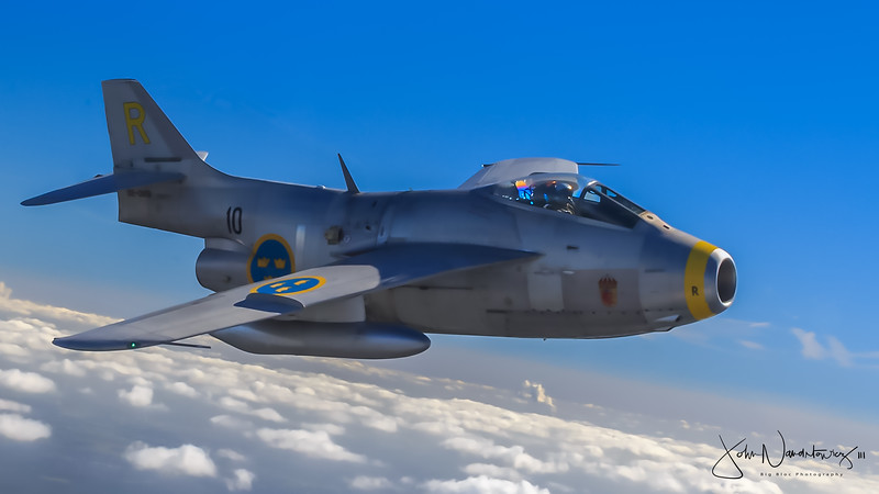 Saab J-29 Tunnan