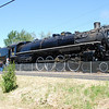 <b>The Spokane, Portland and Seattle 700 (S.P & S. 700) locomotive</b>, the third largest operating steam locomotive in North America.  The locomotive resides in and is owned by the city of Portland, Oregon.  <br><br>    © John F. Rogers