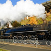 12-04-11  <b>The Christmas Train </b> <br>The Spokane, Portland and Seattle 700 (S.P & S. 700) locomotive, decked out for Christmas, is the third largest operating steam locomotive in North America.  The locomotive resides in and is owned by the city of Portland, Oregon.