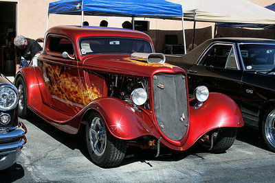 '34 Ford 3-window Coupe