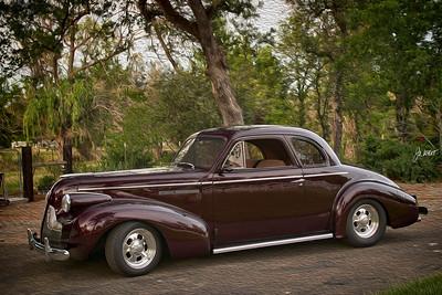 '39 Buick - Redding, Ca