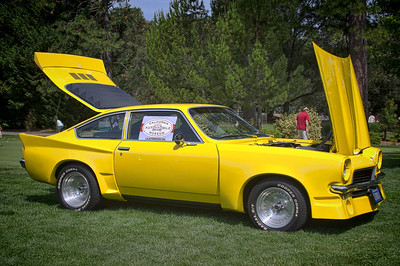 Chevy Vega modified