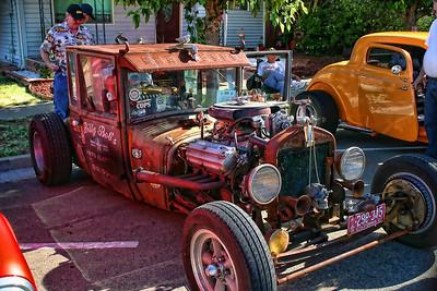 Ratrod - Lincoln, Ca.  Car Show